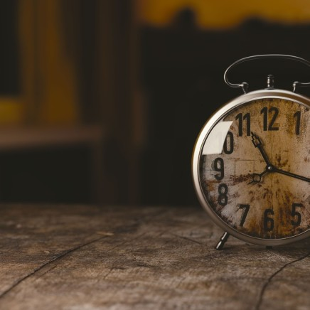 Umgang mit der Zeit
